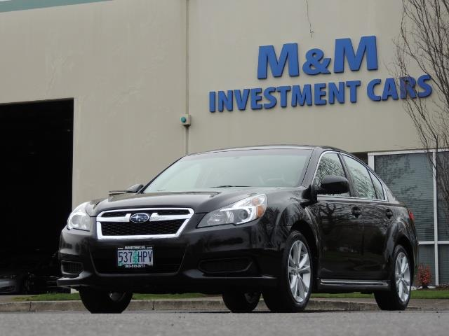 2014 Subaru Legacy 2.5i Premium / AWD / Sedan / 1-OWNER /Heated Seats - Photo 44 - Portland, OR 97217