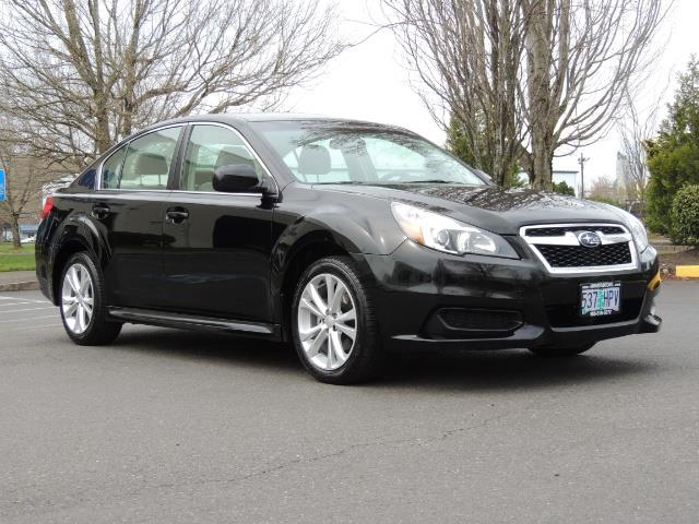 2014 Subaru Legacy 2.5i Premium / AWD / Sedan / 1-OWNER /Heated Seats - Photo 2 - Portland, OR 97217