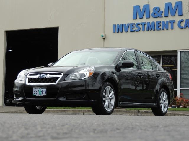 2014 Subaru Legacy 2.5i Premium / AWD / Sedan / 1-OWNER /Heated Seats - Photo 45 - Portland, OR 97217