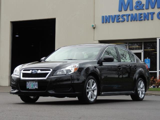 2014 Subaru Legacy 2.5i Premium / AWD / Sedan / 1-OWNER /Heated Seats - Photo 33 - Portland, OR 97217