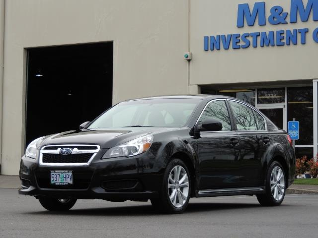 2014 Subaru Legacy 2.5i Premium / AWD / Sedan / 1-OWNER /Heated Seats - Photo 43 - Portland, OR 97217
