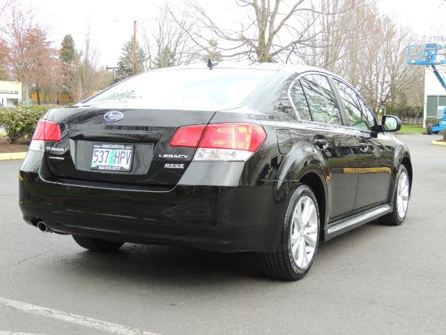 2014 Subaru Legacy 2.5i Premium / AWD / Sedan / 1-OWNER /Heated Seats - Photo 7 - Portland, OR 97217