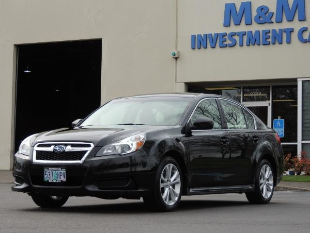 2014 Subaru Legacy 2.5i Premium / AWD / Sedan / 1-OWNER /Heated Seats - Photo 1 - Portland, OR 97217