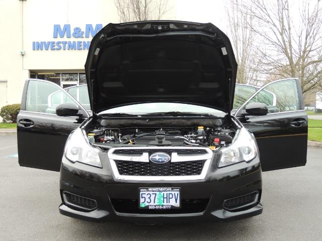2014 Subaru Legacy 2.5i Premium / AWD / Sedan / 1-OWNER /Heated Seats - Photo 31 - Portland, OR 97217