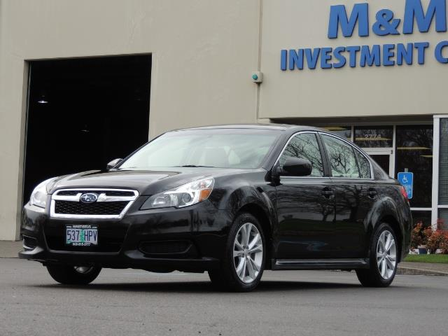 2014 Subaru Legacy 2.5i Premium / AWD / Sedan / 1-OWNER /Heated Seats - Photo 40 - Portland, OR 97217