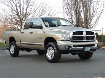 2005 Dodge Ram 2500 SLT / 4X4 / 5.9L DIESEL / 6-SPEED / HIGH OUTPUT Truck