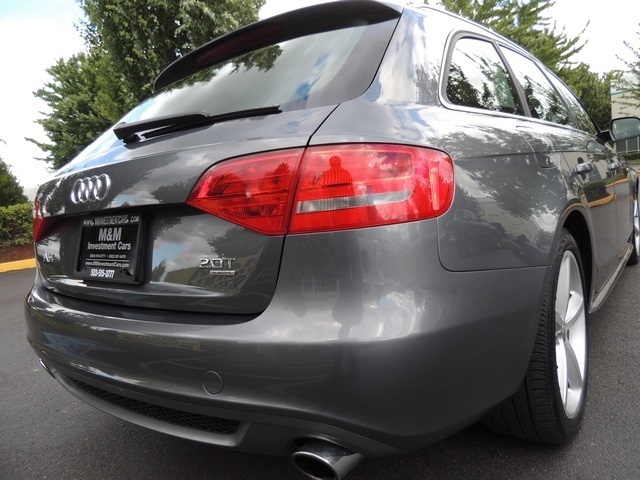 2012 audi a4 2 0t quattro avant premium plus awd navigation. Black Bedroom Furniture Sets. Home Design Ideas