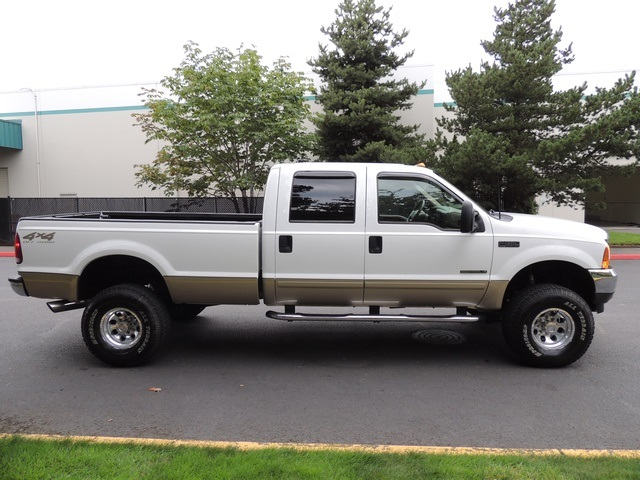 2001 ford f 350 super duty lariat 4x4 7 3l diesel lifted. Black Bedroom Furniture Sets. Home Design Ideas