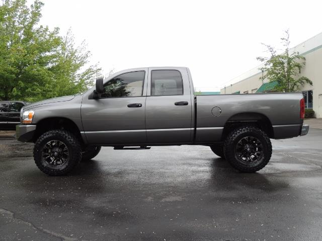 2006 Dodge Ram 2500 LARAMIE / 4X4 / HO 5.9 CUMMINS DIESEL / LIFTED !!! - Photo 3 - Portland, OR 97217