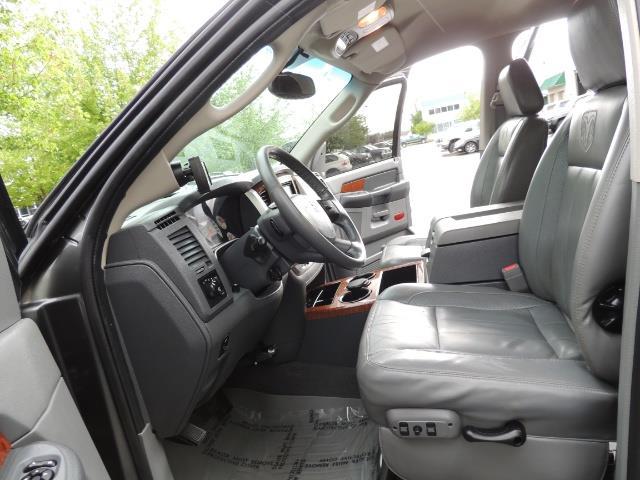 2006 Dodge Ram 2500 LARAMIE / 4X4 / HO 5.9 CUMMINS DIESEL / LIFTED !!! - Photo 13 - Portland, OR 97217