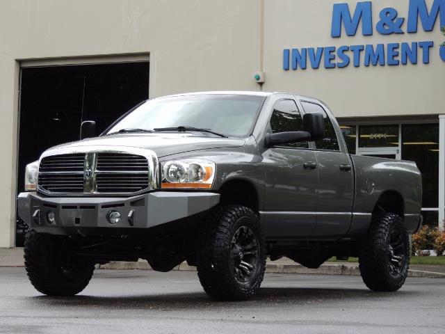 2006 Dodge Ram 2500 LARAMIE / 4X4 / HO 5.9 CUMMINS DIESEL / LIFTED !!! - Photo 41 - Portland, OR 97217