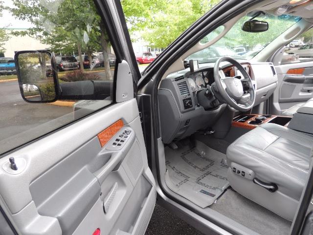 2006 Dodge Ram 2500 LARAMIE / 4X4 / HO 5.9 CUMMINS DIESEL / LIFTED !!! - Photo 12 - Portland, OR 97217