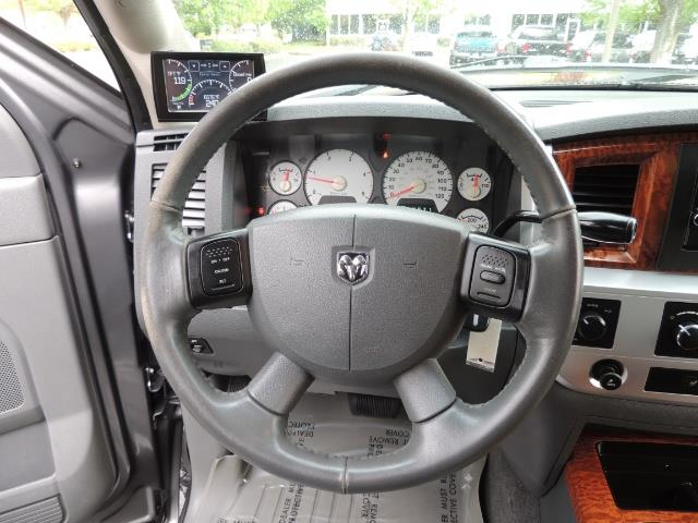2006 Dodge Ram 2500 LARAMIE / 4X4 / HO 5.9 CUMMINS DIESEL / LIFTED !!! - Photo 36 - Portland, OR 97217