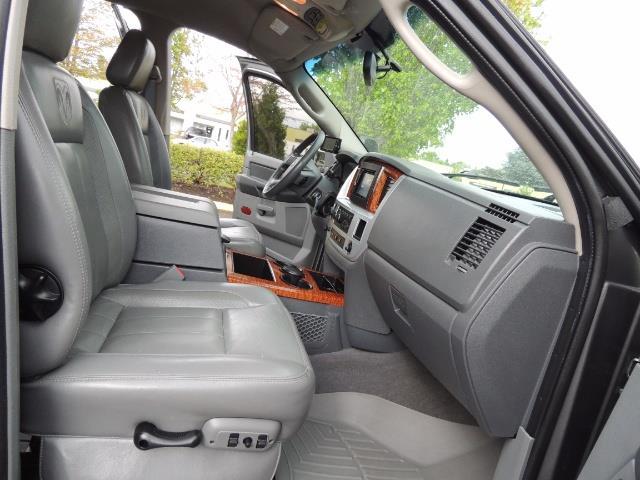 2006 Dodge Ram 2500 LARAMIE / 4X4 / HO 5.9 CUMMINS DIESEL / LIFTED !!! - Photo 16 - Portland, OR 97217