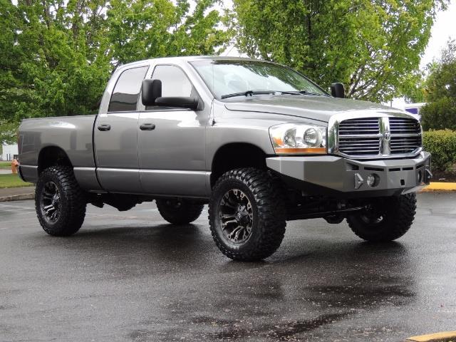 2006 Dodge Ram 2500 LARAMIE / 4X4 / HO 5.9 CUMMINS DIESEL / LIFTED !!! - Photo 2 - Portland, OR 97217