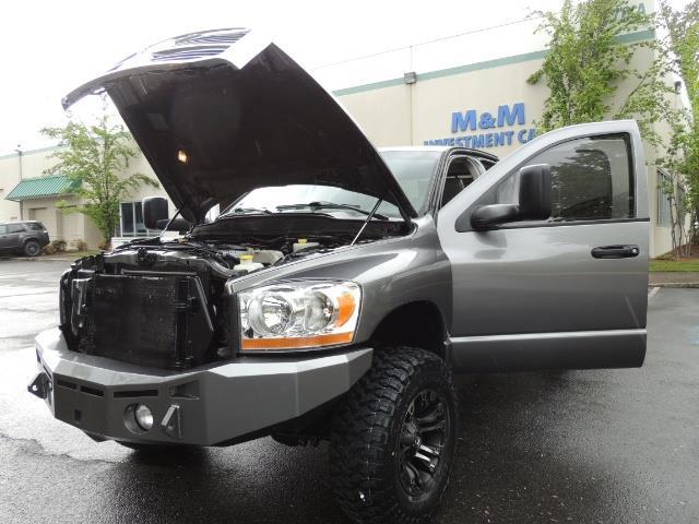 2006 Dodge Ram 2500 LARAMIE / 4X4 / HO 5.9 CUMMINS DIESEL / LIFTED !!! - Photo 31 - Portland, OR 97217