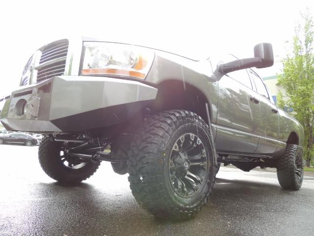 2006 Dodge Ram 2500 LARAMIE / 4X4 / HO 5.9 CUMMINS DIESEL / LIFTED !!! - Photo 8 - Portland, OR 97217