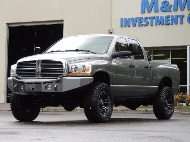2006 Dodge Ram 2500 LARAMIE / 4X4 / HO 5.9 CUMMINS DIESEL / LIFTED !!! - Photo 1 - Portland, OR 97217
