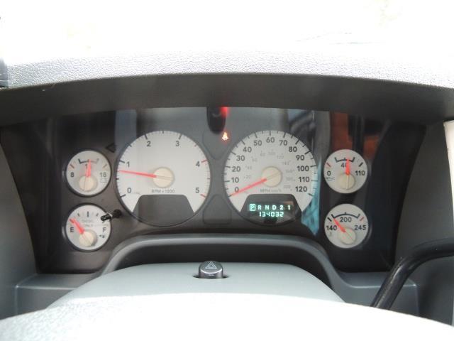 2006 Dodge Ram 2500 LARAMIE / 4X4 / HO 5.9 CUMMINS DIESEL / LIFTED !!! - Photo 19 - Portland, OR 97217