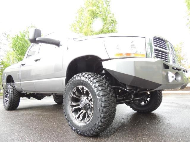 2006 Dodge Ram 2500 LARAMIE / 4X4 / HO 5.9 CUMMINS DIESEL / LIFTED !!! - Photo 9 - Portland, OR 97217