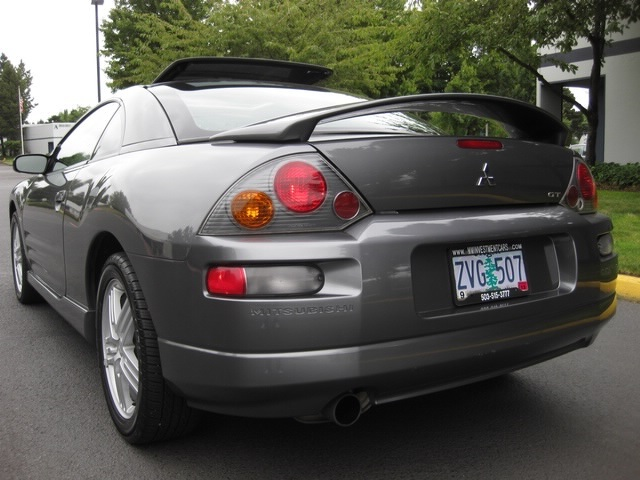 2003 mitsubishi eclipse gt coupe 5 speed manual all. Black Bedroom Furniture Sets. Home Design Ideas