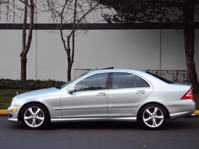 Used 2005 mercedes benz c230 kompressor for sale in for Mercedes benz c230 kompressor 2005