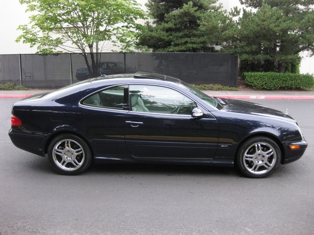 2002 mercedes benz clk320 coupe sport edition for Mercedes benz clk 2002