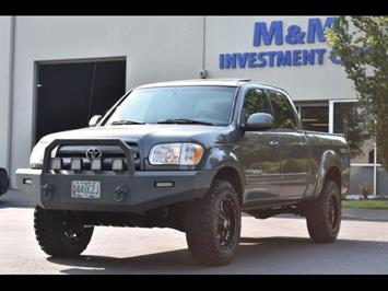 2006 Toyota Tundra Limited 4WD Double Cab V8 4.7L TRD OFF ROAD LIFTED Truck