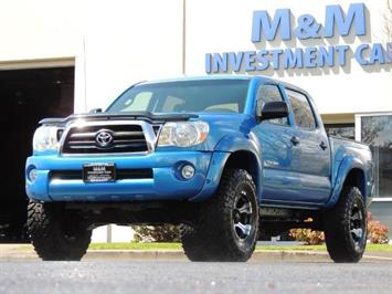2008 Toyota Tacoma DOUBLE CAB V6 4.0L/ 4X4 / TRD / DIFF LOCK / LIFTED Truck