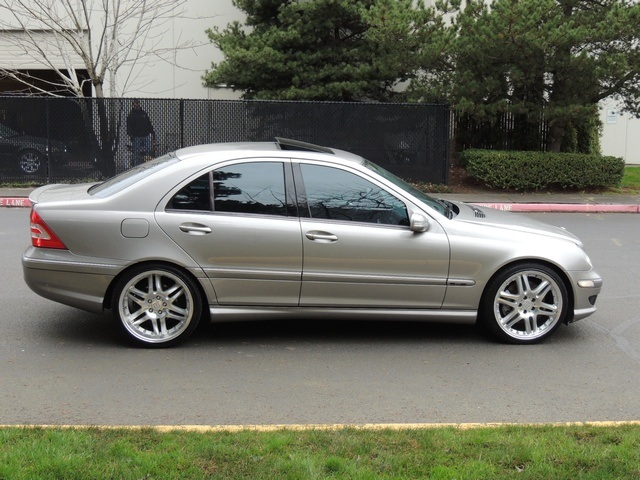 2005 mercedes benz c230 sport supercharged brabus for 2005 mercedes benz c230 kompressor