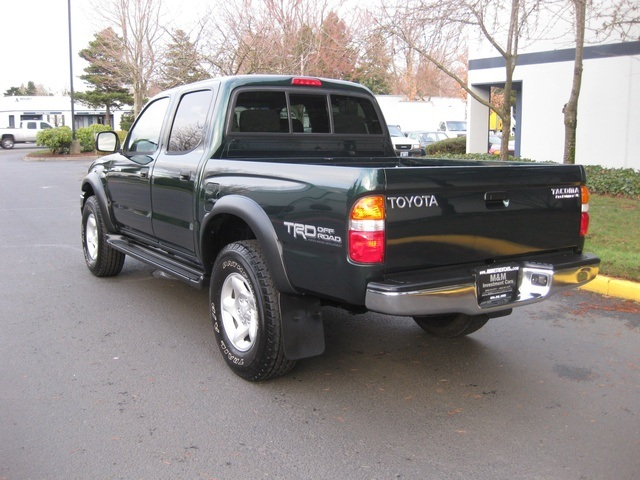2002 toyota tacoma prerunner v6 double cab 4dr for 2002 toyota tacoma window motor