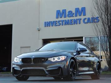 2015 BMW M4 Coupe / Navigation / Loaded / 1-OWNER / NEW TIRES Coupe