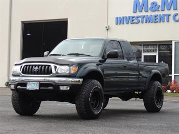 2002 Toyota Tacoma V6 / 4X4 / 5-SPEED / LIFTED / 88K MILES Truck