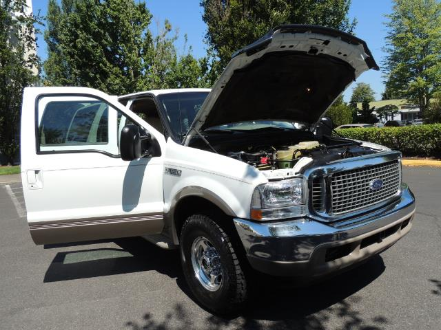 2001 Ford Excursion Limited / 4WD / 7.3L DIESEL / Excel Cond - Photo 31 - Portland, OR 97217