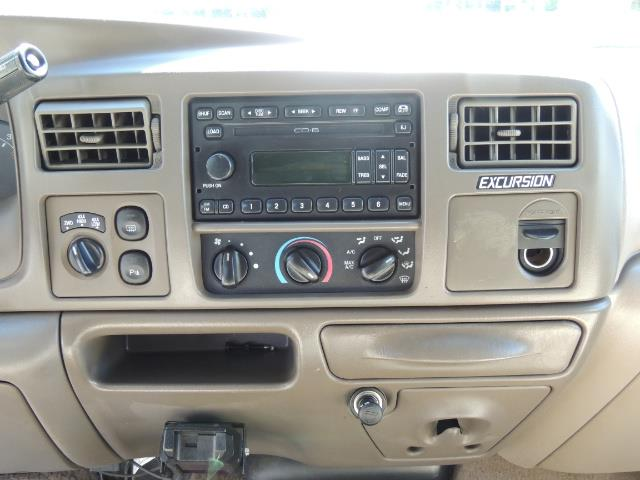 2001 Ford Excursion Limited / 4WD / 7.3L DIESEL / Excel Cond - Photo 21 - Portland, OR 97217