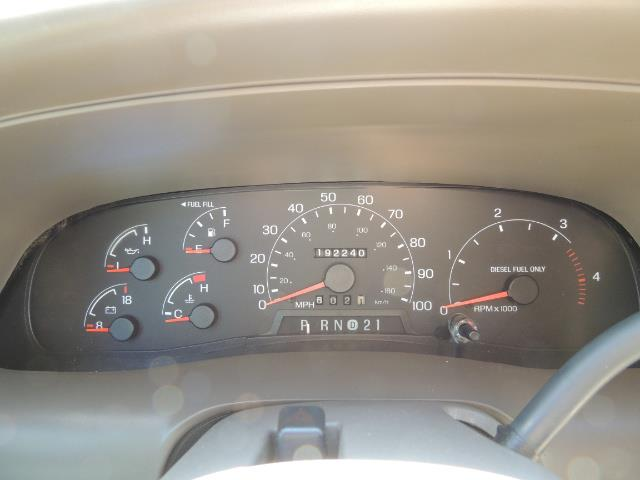 2001 Ford Excursion Limited / 4WD / 7.3L DIESEL / Excel Cond - Photo 40 - Portland, OR 97217