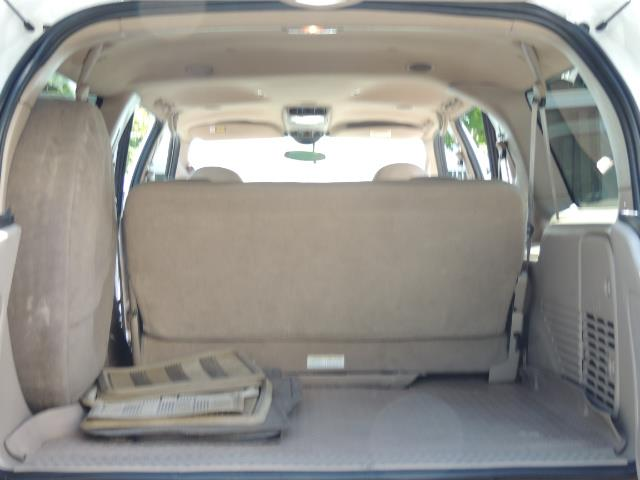 2001 Ford Excursion Limited / 4WD / 7.3L DIESEL / Excel Cond - Photo 28 - Portland, OR 97217