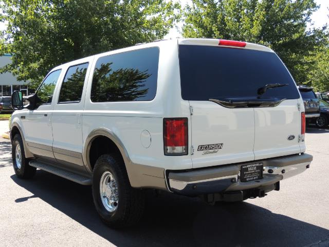 2001 Ford Excursion Limited / 4WD / 7.3L DIESEL / Excel Cond - Photo 7 - Portland, OR 97217