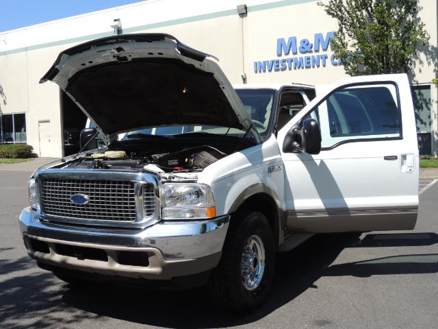 2001 Ford Excursion Limited / 4WD / 7.3L DIESEL / Excel Cond - Photo 25 - Portland, OR 97217