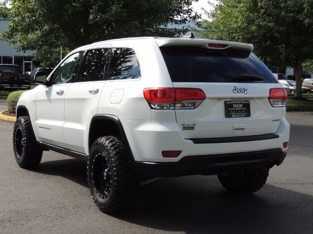 2015 Jeep Grand Cherokee Laredo / Sport Utility / 4WD / LIFTED LIFTED - Photo 8 - Portland, OR 97217