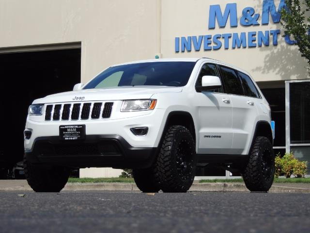 2015 Jeep Grand Cherokee Laredo / Sport Utility / 4WD / LIFTED LIFTED - Photo 1 - Portland, OR 97217