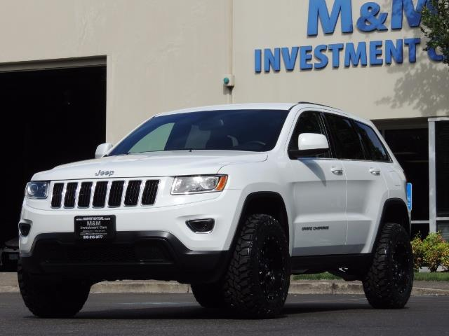 2015 Jeep Grand Cherokee Laredo / Sport Utility / 4WD / LIFTED LIFTED - Photo 37 - Portland, OR 97217