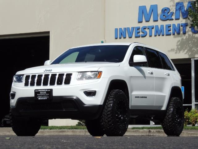 2015 Jeep Grand Cherokee Laredo / Sport Utility / 4WD / LIFTED LIFTED - Photo 18 - Portland, OR 97217