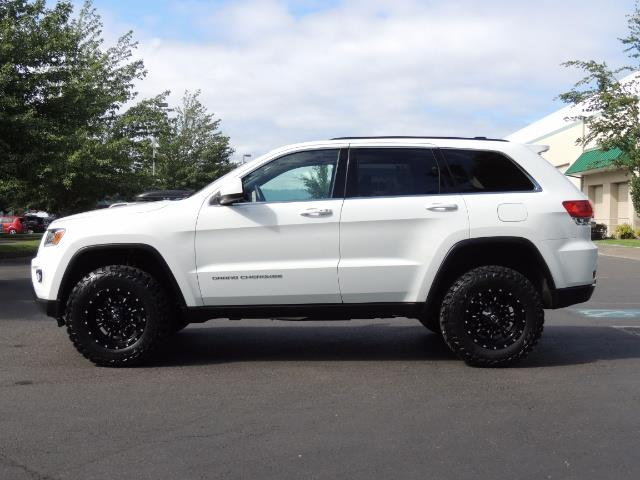 2015 Jeep Grand Cherokee Laredo / Sport Utility / 4WD / LIFTED LIFTED - Photo 3 - Portland, OR 97217