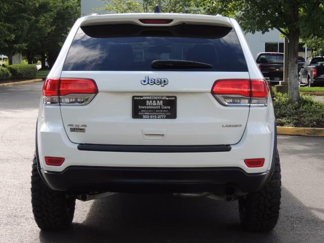 2015 Jeep Grand Cherokee Laredo / Sport Utility / 4WD / LIFTED LIFTED - Photo 6 - Portland, OR 97217