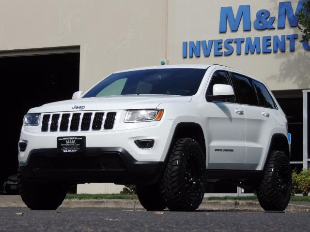 2015 Jeep Grand Cherokee Laredo / Sport Utility / 4WD / LIFTED LIFTED - Photo 39 - Portland, OR 97217