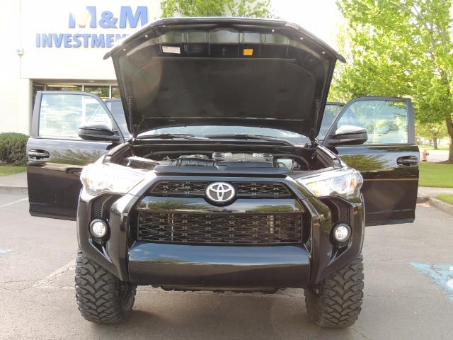 2016 Toyota 4Runner SR5 SPORT SUV V6 4X4 3RD SEAT REAR CAM LIFTED - Photo 31 - Portland, OR 97217