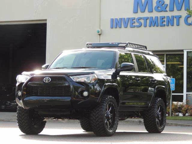 2016 Toyota 4Runner SR5 SPORT SUV V6 4X4 3RD SEAT REAR CAM LIFTED - Photo 43 - Portland, OR 97217