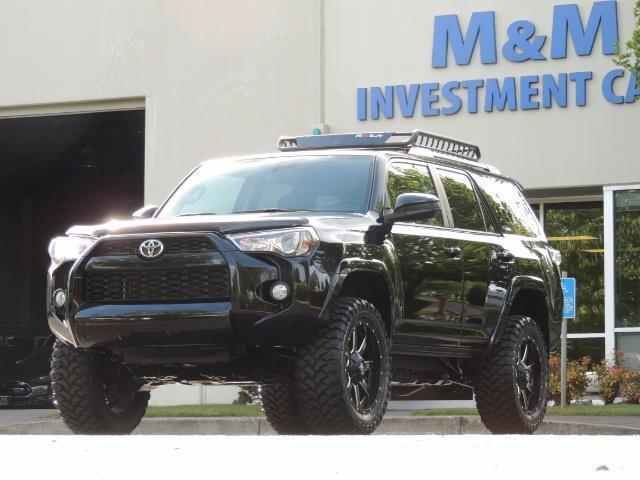 2016 Toyota 4Runner SR5 SPORT SUV V6 4X4 3RD SEAT REAR CAM LIFTED - Photo 1 - Portland, OR 97217