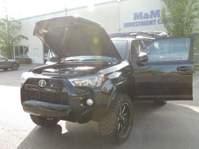 2016 Toyota 4Runner SR5 SPORT SUV V6 4X4 3RD SEAT REAR CAM LIFTED - Photo 33 - Portland, OR 97217